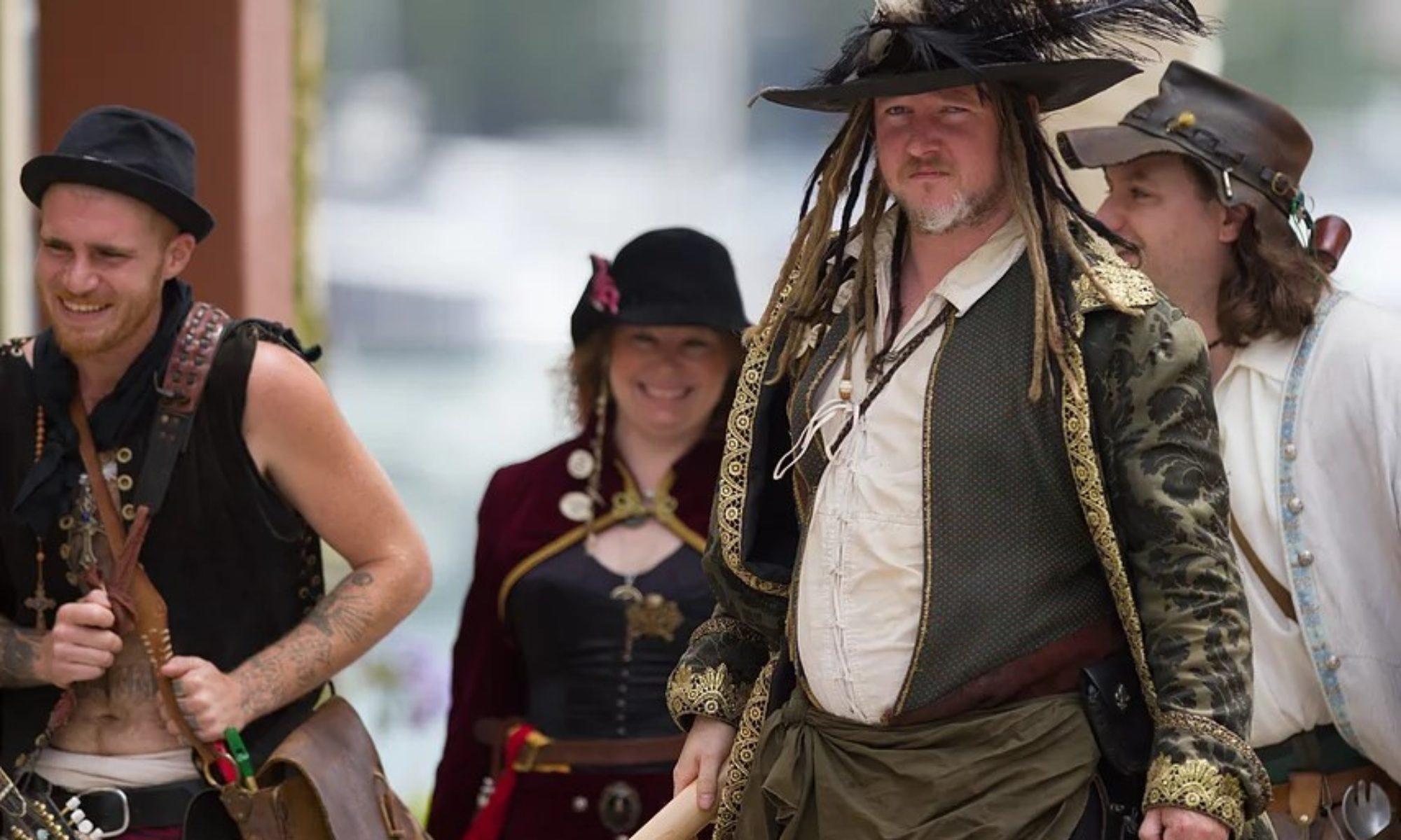 Cutthroat Reef - Pirate Band